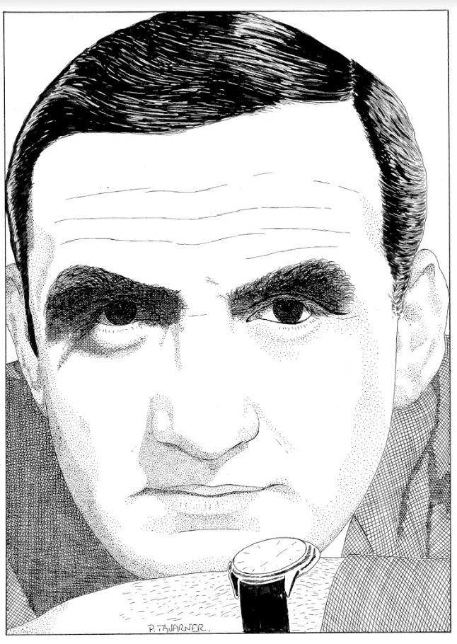 Lino Ventura por P.Tavarner
